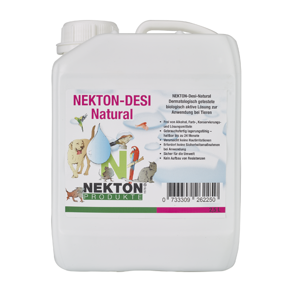 NEKTON-Desi-Natural 2500ml